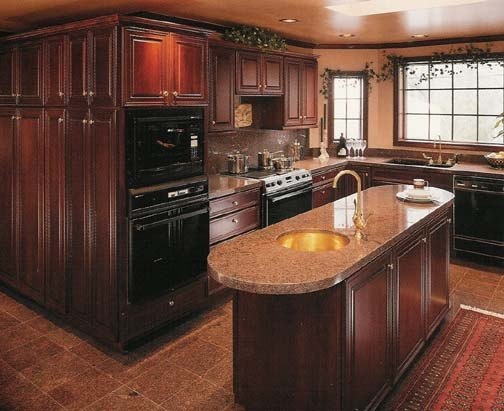 Cherry Wood Kitchens